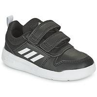 Παπούτσια Παιδί Χαμηλά Sneakers adidas Performance TENSAUR I Black / Άσπρο
