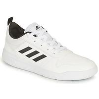 Παπούτσια Παιδί Χαμηλά Sneakers adidas Performance TENSAUR K Άσπρο / Black