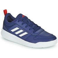 Παπούτσια Παιδί Χαμηλά Sneakers adidas Performance TENSAUR K Marine / Άσπρο