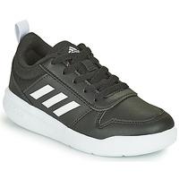 Παπούτσια Παιδί Χαμηλά Sneakers adidas Performance TENSAUR K Black / Άσπρο