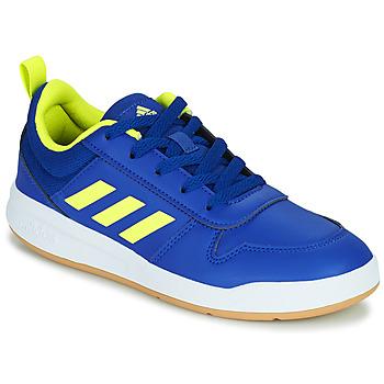Παπούτσια Παιδί Χαμηλά Sneakers adidas Performance TENSAUR K Μπλέ / Fluo