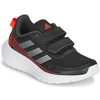 Παπούτσια Αγόρι Τρέξιμο adidas Performance TENSAUR RUN C Black / Red