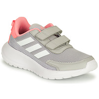 Παπούτσια Κορίτσι Τρέξιμο adidas Performance TENSAUR RUN C Grey / Ροζ
