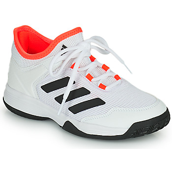 Παπούτσια Παιδί Tennis adidas Performance Ubersonic 4 k Άσπρο / Red