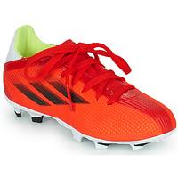 Παπούτσια Παιδί Ποδοσφαίρου adidas Performance X SPEEDFLOW.3 FG J Red
