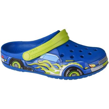 Παπούτσια Παιδί Σαμπό Crocs Fun Lab Truck Band Clog Bleu
