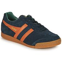 Παπούτσια Άνδρας Χαμηλά Sneakers Gola HARRIER Marine / Orange