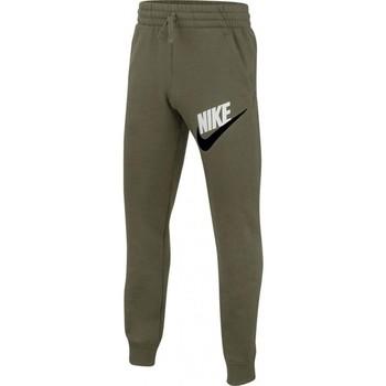 Υφασμάτινα Αγόρι Φόρμες Nike SPORTSWEAR CLUB FLEECE BV0786 Green