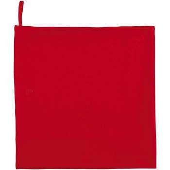 Σπίτι Πετσέτες και γάντια μπάνιου Sols ATOLL 70 ROJO Rojo