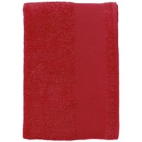 Σπίτι Πετσέτες και γάντια μπάνιου Sols BAYSIDE 100 Rojo Rojo