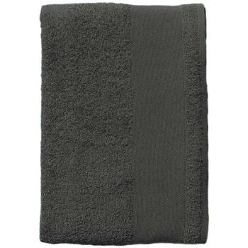 Σπίτι Πετσέτες και γάντια μπάνιου Sols BAYSIDE 50 Gris Oscuro Gris