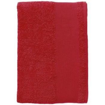 Σπίτι Πετσέτες και γάντια μπάνιου Sols BAYSIDE 50 Rojo Rojo
