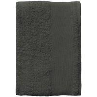 Σπίτι Πετσέτες και γάντια μπάνιου Sols BAYSIDE 70 Gris Oscuro Gris