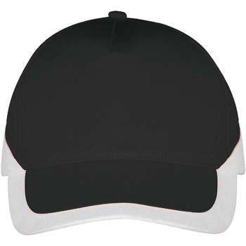 Κασκέτο Sols BOOSTER Negro Blanco [COMPOSITION_COMPLETE]