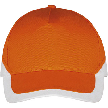 Κασκέτο Sols BOOSTER Naranja Blanco [COMPOSITION_COMPLETE]