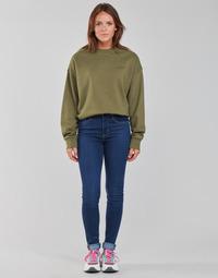 Υφασμάτινα Γυναίκα Skinny jeans Levi's 721 HIGH RISE SKINNY Μπλέ