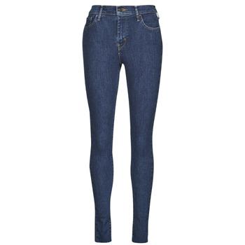 Υφασμάτινα Γυναίκα Skinny jeans Levi's 720 HIRISE SUPER SKINNY Μπλέ