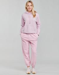 Υφασμάτινα Γυναίκα Φόρμες Levi's WFH SWEATPANTS Ροζ