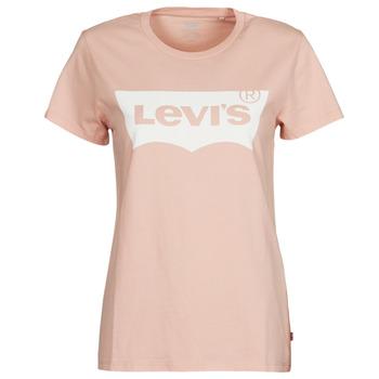 T-shirt με κοντά μανίκια Levis THE PERFECT TEE Σύνθεση: Βαμβάκι