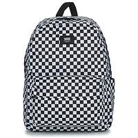 Τσάντες Σακίδια πλάτης Vans OLD SKOOL CHECK BACKPACK Black / Άσπρο