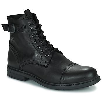 Μπότες Jack & Jones JFW SHELBY LEATHER [COMPOSITION_COMPLETE]