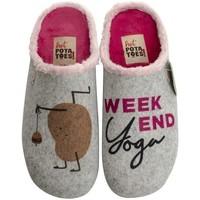 Παπούτσια Γυναίκα Παντόφλες Gioseppo ZAPATILLAS  EISFELD 61033 Grey
