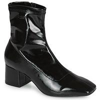 Παπούτσια Γυναίκα Μποτίνια Les Tropéziennes par M Belarbi DANIELA Black