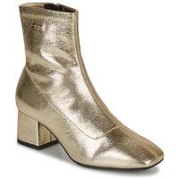 Παπούτσια Γυναίκα Μποτίνια Les Tropéziennes par M Belarbi DANIELA Gold