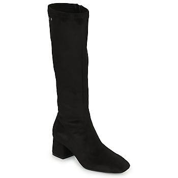 Παπούτσια Γυναίκα Ψηλές μπότες Les Tropéziennes par M Belarbi DOTY Black