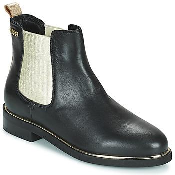 Παπούτσια Γυναίκα Μπότες Les Tropéziennes par M Belarbi MICKY Black / Gold