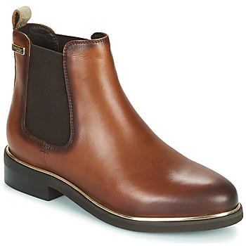 Παπούτσια Γυναίκα Μπότες Les Tropéziennes par M Belarbi MICKY Brown / Black