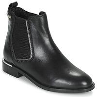 Παπούτσια Γυναίκα Μπότες Les Tropéziennes par M Belarbi MYLA Black / Silver