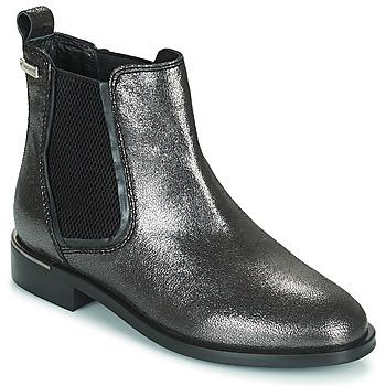 Παπούτσια Γυναίκα Μπότες Les Tropéziennes par M Belarbi MYLA Silver