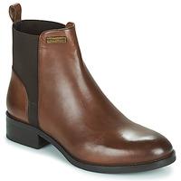 Παπούτσια Γυναίκα Μπότες Les Tropéziennes par M Belarbi WINNY Brown
