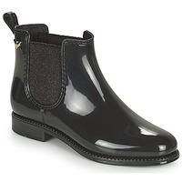 Παπούτσια Γυναίκα Μπότες βροχής Les Petites Bombes RAIN Black