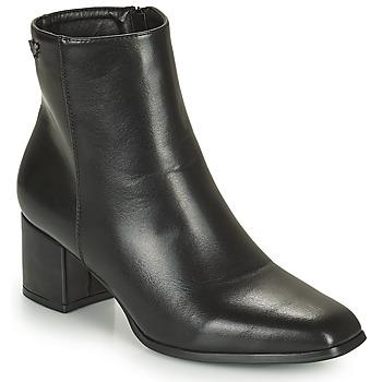 Παπούτσια Γυναίκα Μποτίνια Les Petites Bombes CARINE Black
