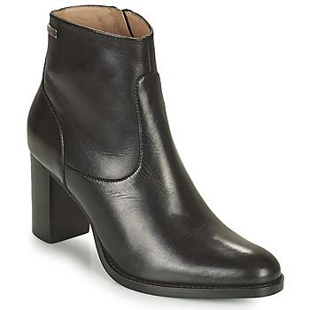 Παπούτσια Γυναίκα Μποτίνια Les Petites Bombes AMBRINE Black