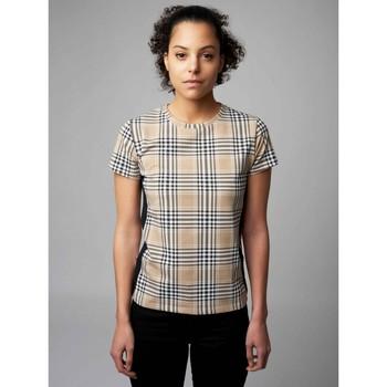 Υφασμάτινα Γυναίκα T-shirt με κοντά μανίκια Project X Paris  Multicolour