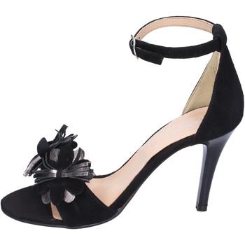 Παπούτσια Γυναίκα Σανδάλια / Πέδιλα Marika Milano BJ963 Μαύρος