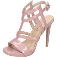Παπούτσια Γυναίκα Σανδάλια / Πέδιλα Brigitte BJ966 Ροζ
