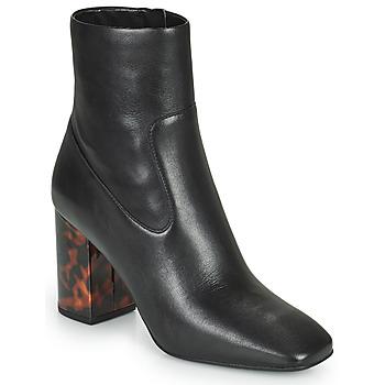 Παπούτσια Γυναίκα Μποτίνια MICHAEL Michael Kors MARCELLA Black