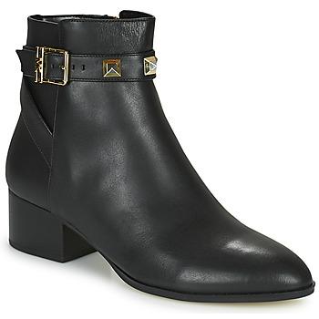 Παπούτσια Γυναίκα Μπότες MICHAEL Michael Kors BRITTON Black