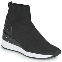 Παπούτσια Γυναίκα Ψηλά Sneakers MICHAEL Michael Kors SKYLE Black