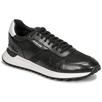 Παπούτσια Άνδρας Χαμηλά Sneakers MICHAEL Michael Kors MILES Black
