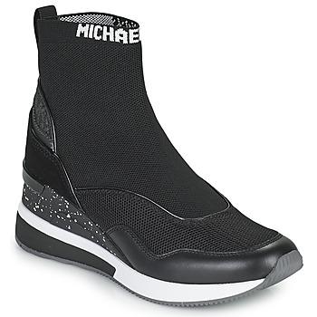 Ψηλά Sneakers MICHAEL Michael Kors SWIFT ΣΤΕΛΕΧΟΣ: Ύφασμα & ΕΠΕΝΔΥΣΗ: Ύφασμα & ΕΣ. ΣΟΛΑ: Ύφασμα & ΕΞ. ΣΟΛΑ: Καουτσούκ