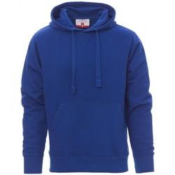 Υφασμάτινα Άνδρας Σπορ Ζακέτες Payper Wear Sweatshirt à capuche Payper Toronto bleu roi