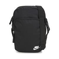 Τσάντες Pouch / Clutch Nike NK HERITAGE CROSSBODY -  FA22 Black / Άσπρο
