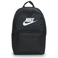 Τσάντες Σακίδια πλάτης Nike NIKE HERITAGE Black / Άσπρο