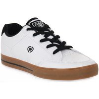 Παπούτσια Άνδρας Χαμηλά Sneakers C1rca AL 50 SLIM WHITE Bianco