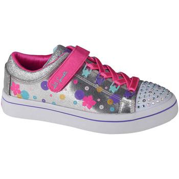 Παπούτσια Παιδί Χαμηλά Sneakers Skechers Twi-Lites Argent